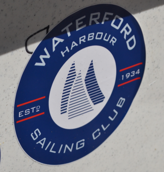 WHSC boat stickers